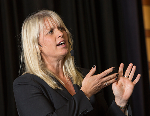 Lisa Ekström talare på Mercuris utvecklingsdagar Business & Pleasure 2016